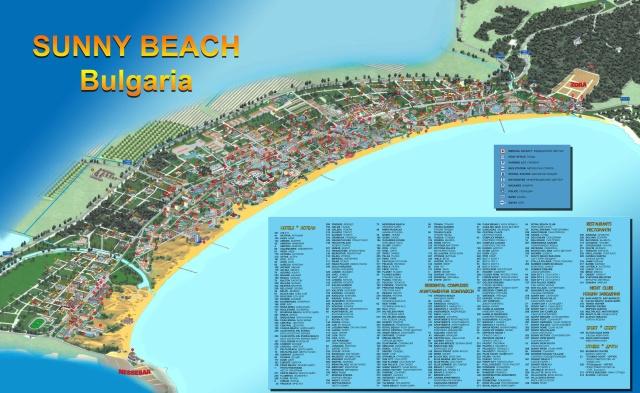 Holiday Sunny Beach 00359894818661 Vacante Bulgaria